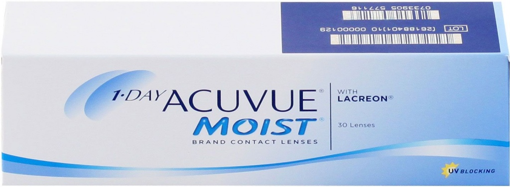 acuvue-1 day moist ( 30 шт.)