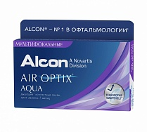 air optix multifocal  ( 1 шт.)