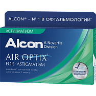 air optix for astigmatism  ( 1 шт.)