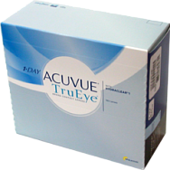 acuvue-1 day true eye  ( 180 шт.)