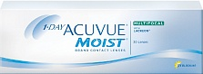acuvue 1-day multifocal  ( 30 шт.)