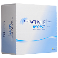 acuvue-1 day moist ( 180 шт.)